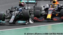 Formel-1-Qualifying Ungarn | Unfall