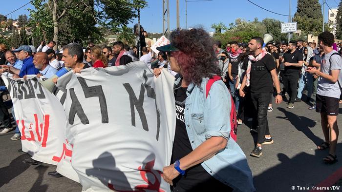 Israel Palästina Protest Räumung Sheikh Jarrah