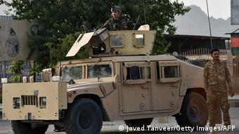 Afghanistan Sicherheitskräfte Kandahar