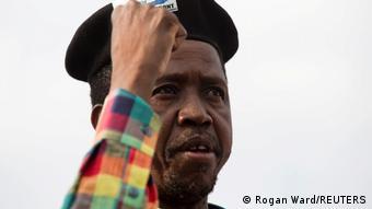 Sambia Unruhen in Lusaka | Präsident Edgar Lungu