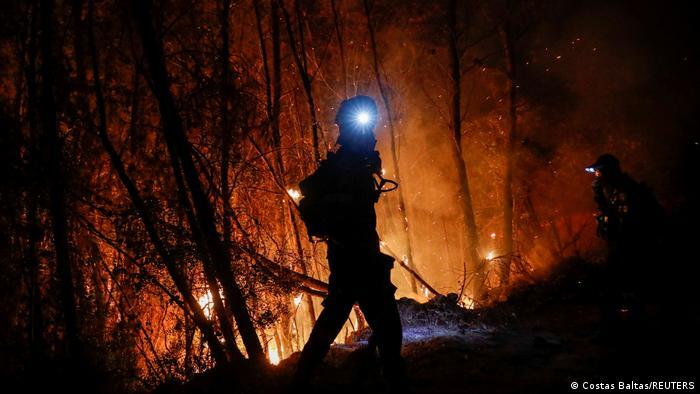 به گزارش رسانههای خبری روز یکشنبه دهم مرداد (اول اوت) بیش از ۳۰۰ مأمور آتشنشانی در نقاط مختلف شبهجزیره پلوپونز در تلاش برای اطفای حریق بودند. گفته میشود که از روز شنبه ۵۸ نقطه این شبهجزیره دچار آتشسوزی شدهاند.