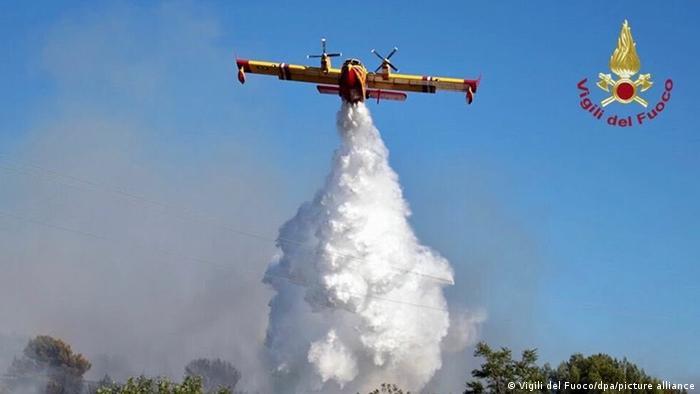 Italien | Waldbrände