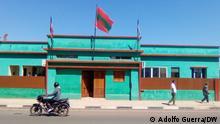 30.07.2021 Angola Rivungo | Unita-Zentrale in Cuando Cubang
