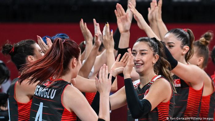 Tokio 2020 | Volleyball Frauen | Türkei gegen Russland
