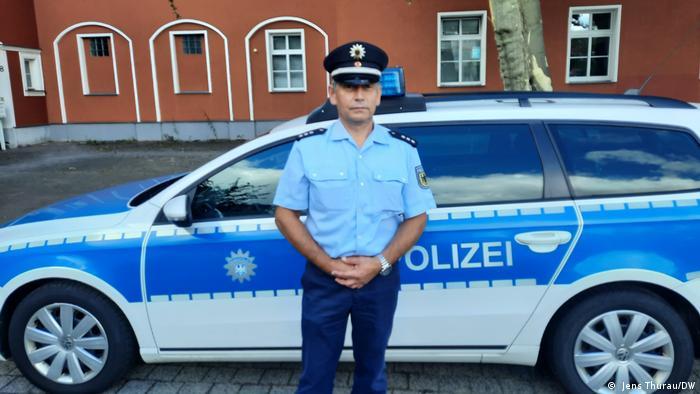 Comisarul de poliţie André Behlendorf