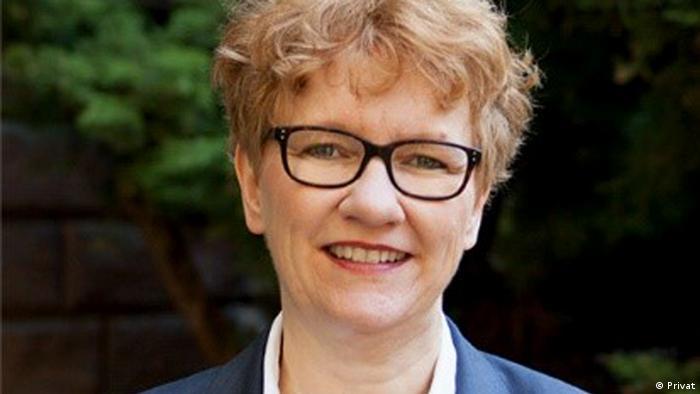 La Dra. Kathrin Meyer es secretaria general de la Alianza Internacional para la Memoria del Holocausto.