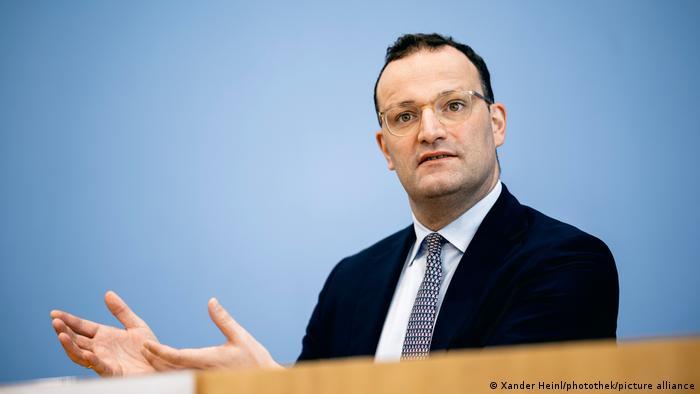 Ministar zdravlja Nemačke Jens Špan