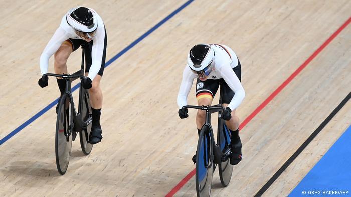Tokio 2020 - Radsport: Lea Sophie Friedrich und Emma Hinze