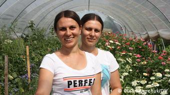 Ольга и Александра Сидорук