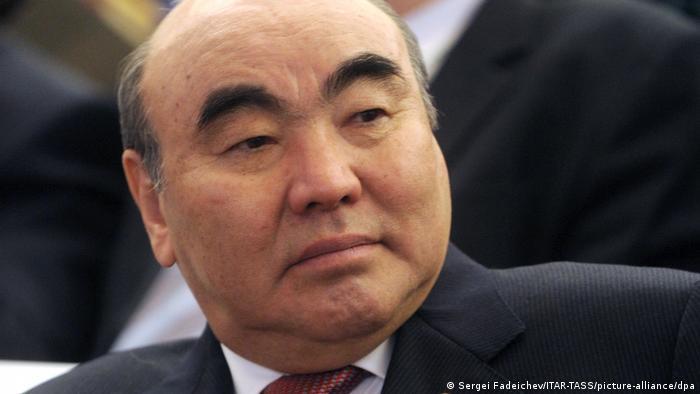 Экс-президент Кыргызстана Аскар Акаев