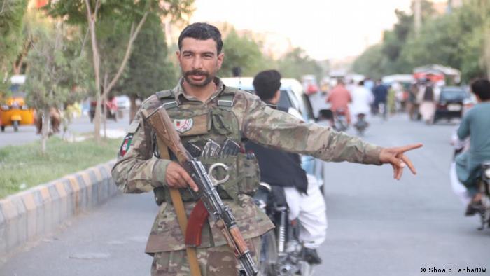 Herat'taki hükümet güçleri