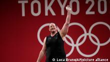 Tokyo 2020 Laurel Hubbard
