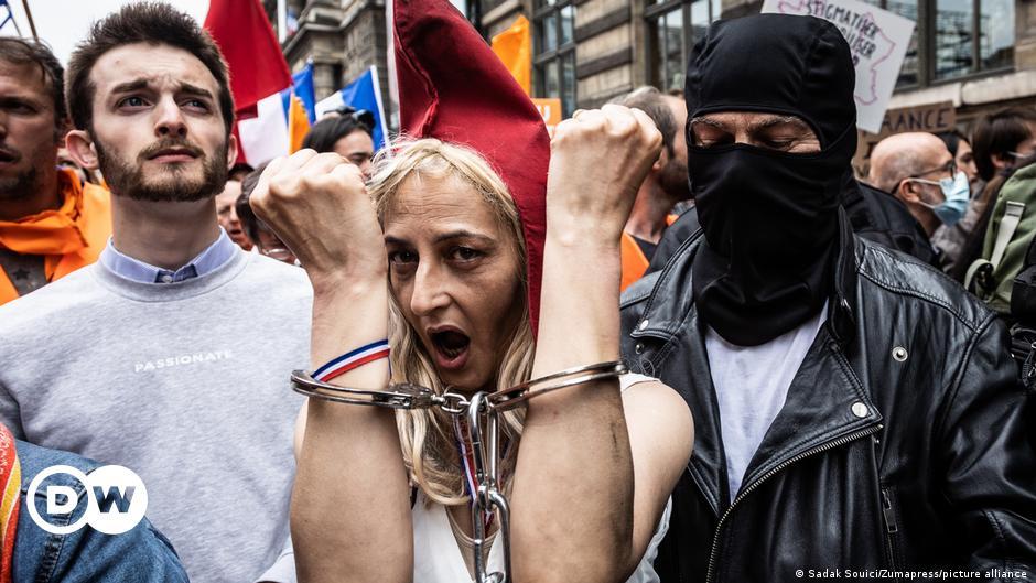 Frankreich macht Nicht-Geimpften das Leben schwerer