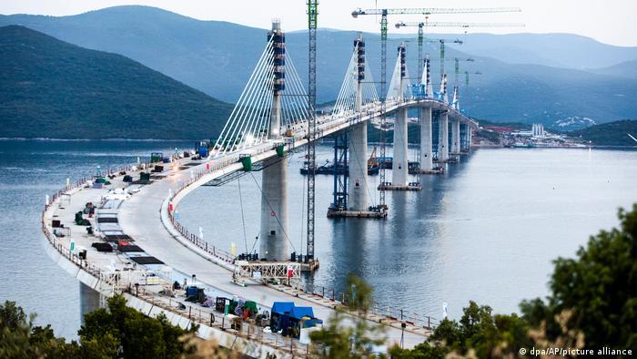Most do Pelješca
