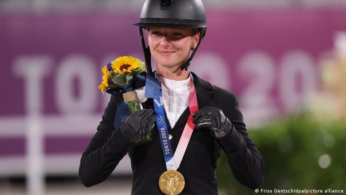 Tokio 2020 - Pferdesport Julia Krajewski