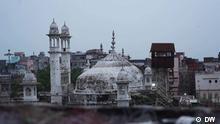 Nimisha Jaiswal und Sharique Ahmad ins CMS stellen? Titel: Gyanvapi mosque Schlagworte: Gyanvapi mosque, Varanasi mosque, Varanasi, mosque Sendedatum: 02.08. Ort: Varanasi im indischen Bundesstaat Uttar Pradesh Rechte: DW