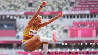 Tokio 2020 - Leichtathletik - Weitsprung - Malaika Mihambo - Gold