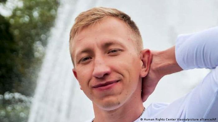 Загиблий голова Білоруського дому в Україні Віталій Шишов
