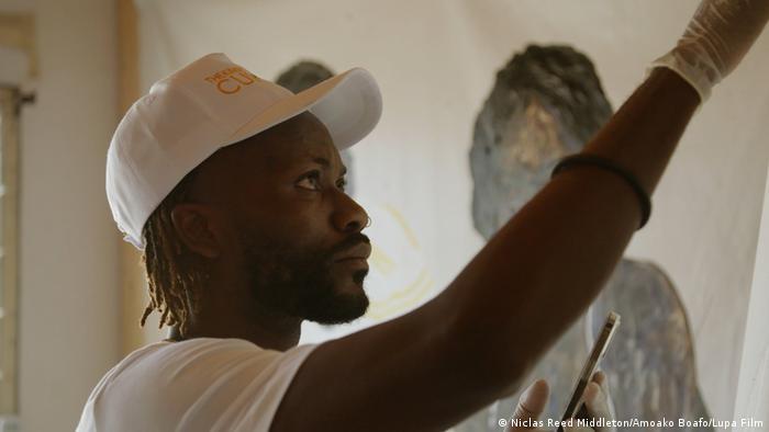 Künstler Amoako Boafo