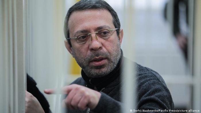 Український бізнесмен Геннадій Корбан