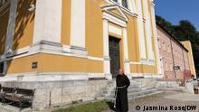 Kloster des Heiligen Geistes in Fojnica, Bosnien Urheber: Jasmina Rose, Datum: 30.7.2021