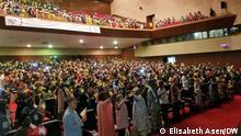 Ort : Yaoundé, Kamerun Frauen gegen Gewalt in Kamerun Autorin : Elisabeth Asen, Korri
