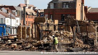 Λονδίνο, 2011, βίαια επεισόδια, Βρετανία, London Riots,