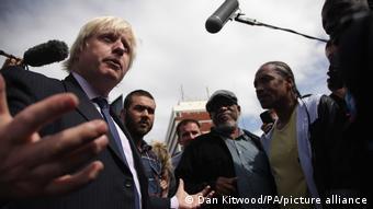 Λονδίνο, 2011, βίαια επεισόδια, Τζόνσον Βρετανία, London Riots,