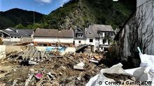 Deutschland Hochwasser Westdeutschland Eifel.