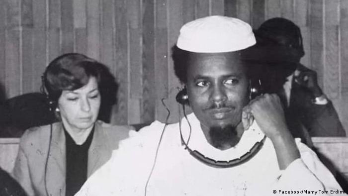 Tom Erdimi était le neveu et le premier directeur de cabinet d'Idriss Deby Itno