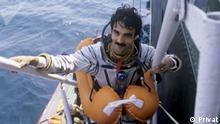 Abdul Ahad Mohmand, ein afghanischer Kosmonaut, der 1988 einen Einsatz auf der MIR Raumstation hatte.