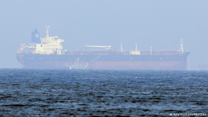 WS Öltanker Mercer Street