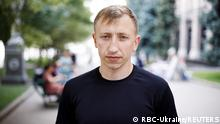 Belarusian activist Vitaliy Shishov