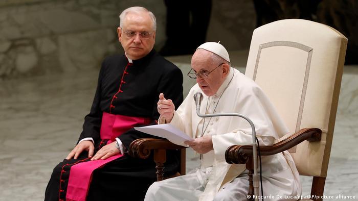 Vatikanstadt | Papst Franziskus | Erste Generalaudienz nach Sommerpause