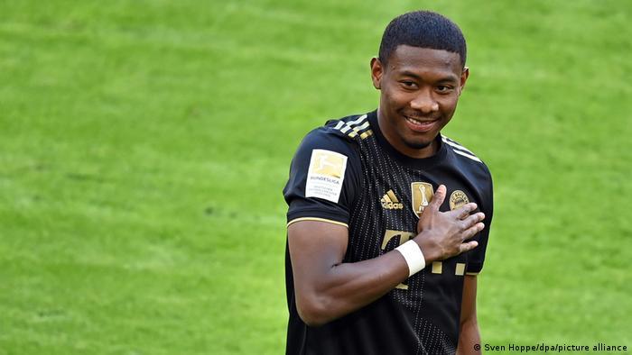Germany Munich |  Bundesliga |  David Alaba