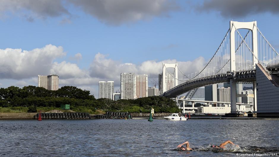 Olympia 2020 Tokio | Freiwasserschwimmen | Odaiba Marine Park, Tokio