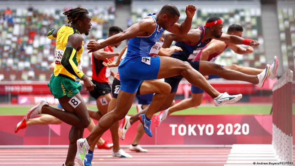 Olympia 2020 Tokio | 110m Hürden