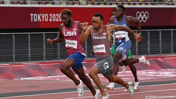 Olympische Spiele Tokio | André de Grasse Kanada