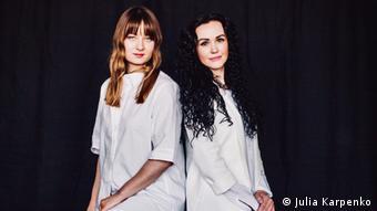 Катерина Сергеева (слева) и Катерина Синюк