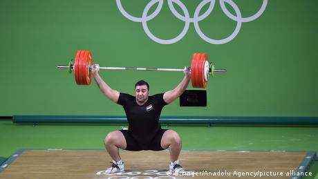 الربّاع السوري معن أسعد. أولمبياد طوكيو 2020 (04.08.2021)