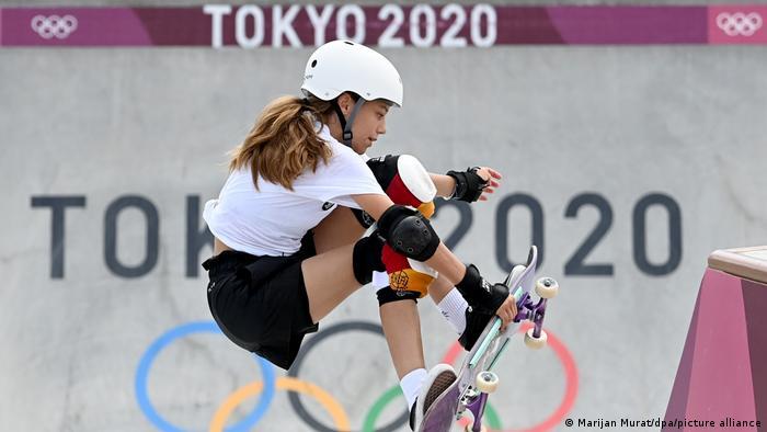 Tokio Olympia 2020 | Skateboarding | Lilly Stoephasius