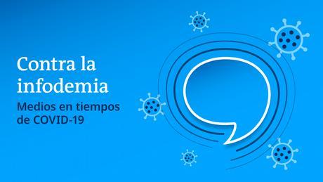 DW Akademie Banner Infodemic ES - Dossier Contra la infodemia: Medios en tiempos de COVID-19