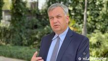 Almanya'nın Ankara Büyükelçisi Jürgen Schultz