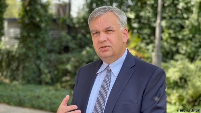 Almanya'nın Ankara Büyükelçisi Jürgen Schulz