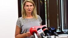 Ana Petrovska- Umweltexpertin aus Nordmazedonien. Rechte: Petr Stojanovski