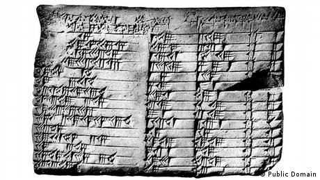 Aunque Plimpton 322 (foto) y Si.427 utilizan los triples pitagóricos, son anteriores al matemático griego Pitágoras en más de 1.000 años.