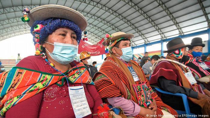 Bolivien MAS-Partei