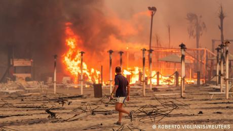 ΖΕΙΤ: Πυρκαγιές και πλημμύρες η νέα κανονικότητα