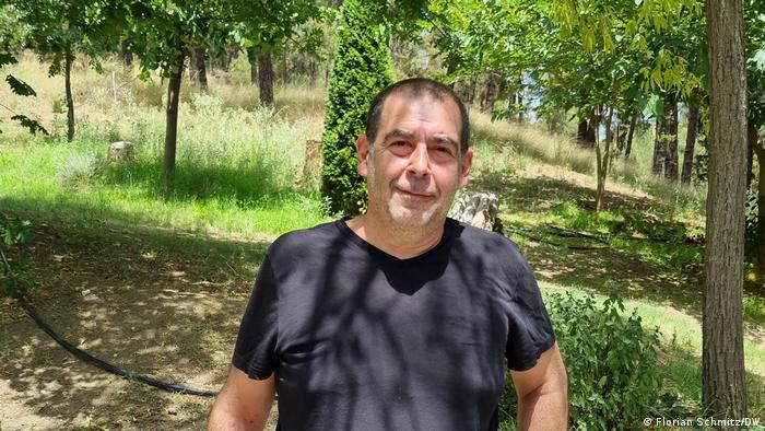 Griechenland Feuer