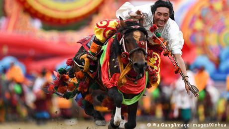 BdTD China | Feier zum 70. Jahrestag der Gründung der Tibetischen Autonomen Präfektur Yushu in der nordwestchinesischen Provinz Qinghai